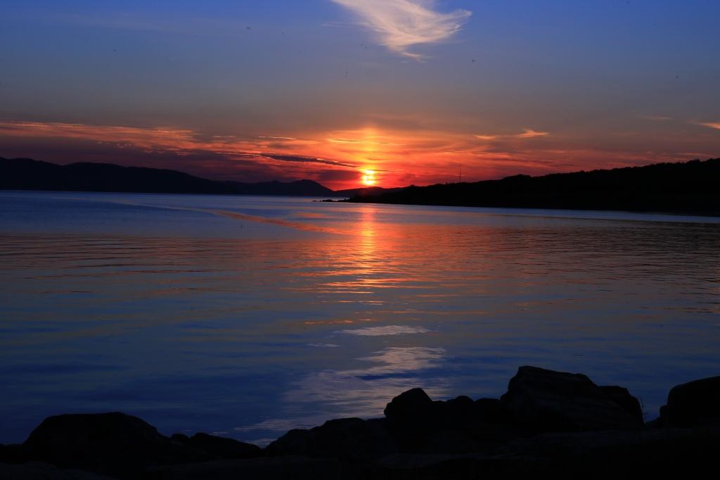 Buncrana_sunset